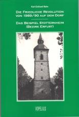 Hahn, Friedliche Revolution in Stotternheim