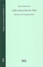 Band 19: Weidermann, Links und rechts der Orla