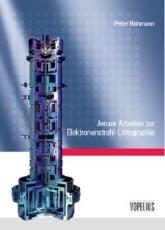Jenaer Arbeiten zur Elektronenstrahl-Lithographie