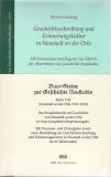 Band 17: Greiling, Bau-Steine zur Geschichte Neustadts