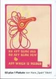 Hans Meinl, 60 plus1 Plakate